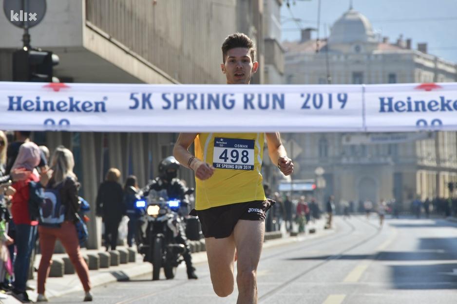 Heineken 0.0 5K Spring Run